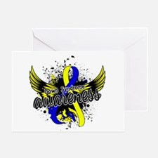 Down Syndrome Awareness 16 Greeting Card