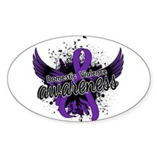 Domestic Violence Awareness 16 Decal