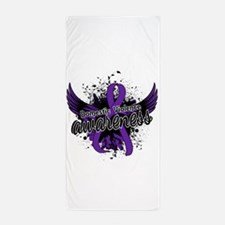 Domestic Violence Awareness 16 Beach Towel