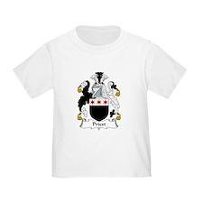 Priest Family Crest T
