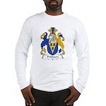 Pridham Family Crest   Long Sleeve T-Shirt