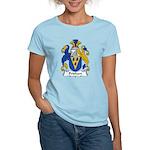 Pridham Family Crest Women's Light T-Shirt