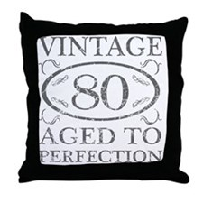 A cool birthday gift idea for men and Throw Pillow
