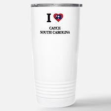 I love Cayce South Caro Travel Mug