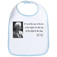 Mark Twain 2 Bib