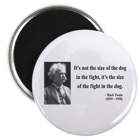Mark Twain 2 Magnet