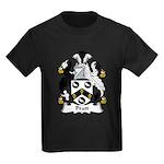 Pratt Family Crest Kids Dark T-Shirt
