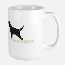 Gordon Setter on Chukar Mug