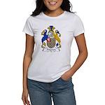 Poynton Family Crest Women's T-Shirt