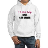 Drag racing Hooded Sweatshirt