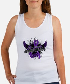 Cystic Fibrosis Awareness 16 Women's Tank Top