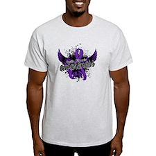 Cystic Fibrosis Awareness 16 T-Shirt