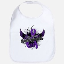 Cystic Fibrosis Awareness 16 Bib
