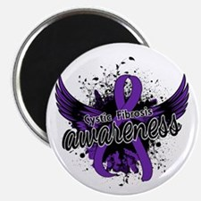 "Cystic Fibrosis Awareness 1 2.25"" Magnet (10 pack)"
