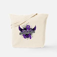 Cystic Fibrosis Awareness 16 Tote Bag