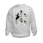 Pownall Family Crest Kids Sweatshirt