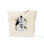 Pownall Family Crest Tote Bag