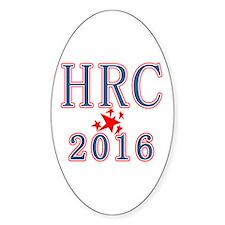 HRC 2016 Hillary Rodham Clinton Decal