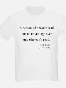 Mark Twain 3 T-Shirt