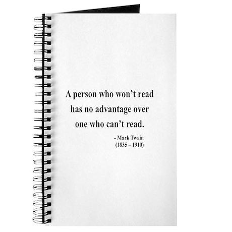Mark Twain 3 Journal