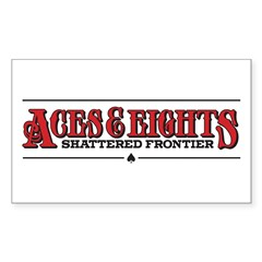 Aces & Eights sticker