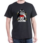 Poulter Family Crest Dark T-Shirt