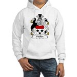 Poulter Family Crest Hooded Sweatshirt