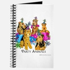 Welsh Terrier Party Journal