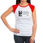 Mark Twain 4 Women's Cap Sleeve T-Shirt