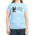 Mark Twain 4 Women's Light T-Shirt
