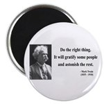 Mark Twain 4 Magnet