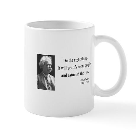 Mark Twain 4 Mug