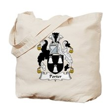 Porter Family Crest Tote Bag