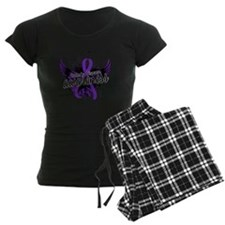 Crohn's Disease Awareness 16 Pajamas