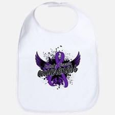 Crohn's Disease Awareness 16 Bib