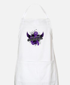 Crohn's Disease Awareness 16 Apron