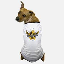 COPD Awareness 16 Dog T-Shirt