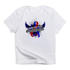 Congenital Heart Defect Awareness 1 Infant T-Shirt