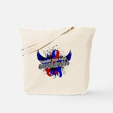 Congenital Heart Defect Awareness 16 Tote Bag