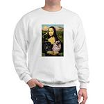 Mona's 2 Pugs Sweatshirt