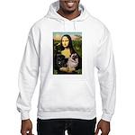 Mona's 2 Pugs Hooded Sweatshirt