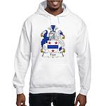 Poor Family Crest Hooded Sweatshirt