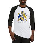 Pollen Family Crest Baseball Jersey
