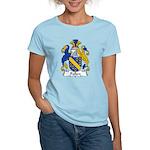 Pollen Family Crest Women's Light T-Shirt