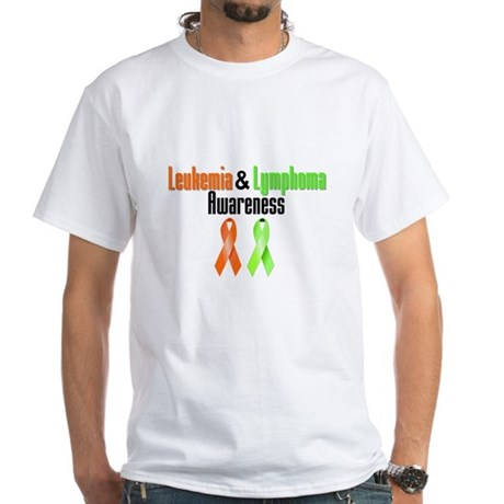 L&L Awareness White T-Shirt