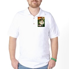 Dancer / 2 Pugs Golf Shirt