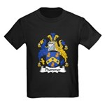 Plummer Family Crest Kids Dark T-Shirt