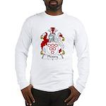 Plessey Family Crest Long Sleeve T-Shirt