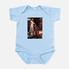 Accolade / 2 Pugs Infant Bodysuit