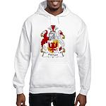 Pitman Family Crest Hooded Sweatshirt